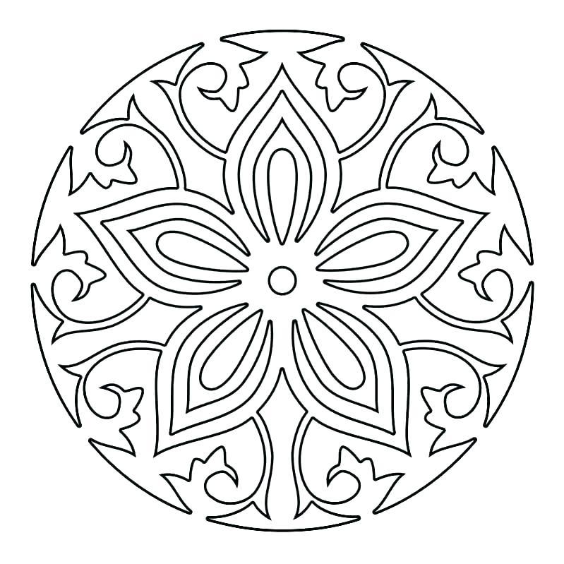 799x799 Cool Mandala Coloring Pages Awesome Mandala Coloring Pages Mandala