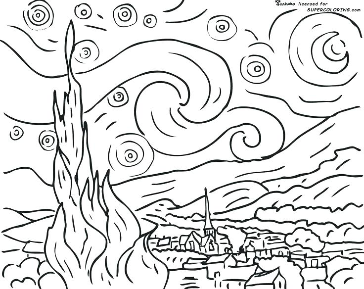 736x584 Cool Coloring Pages For Older Kids