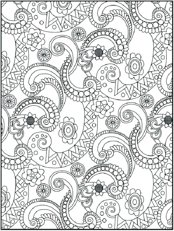 600x797 Cool Printable Coloring Pages