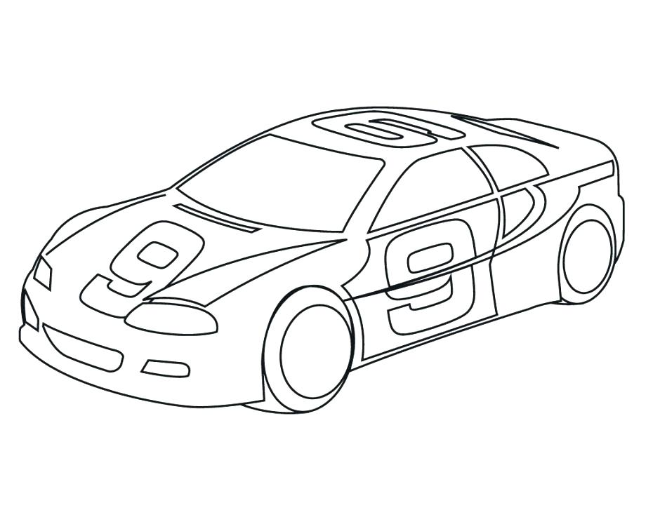 940x727 Race Cars Coloring Pages Best Printable Race Car Coloring Pages