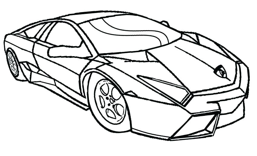 850x517 Car Coloring Pages To Print Cool Coloring Pages Printable Free