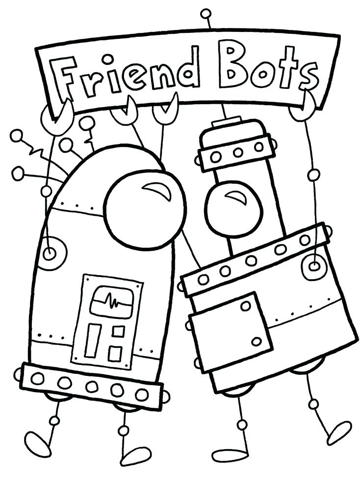 736x981 Robot Coloring Pages Com Puppy Coloring Pages Kids Adults Robot