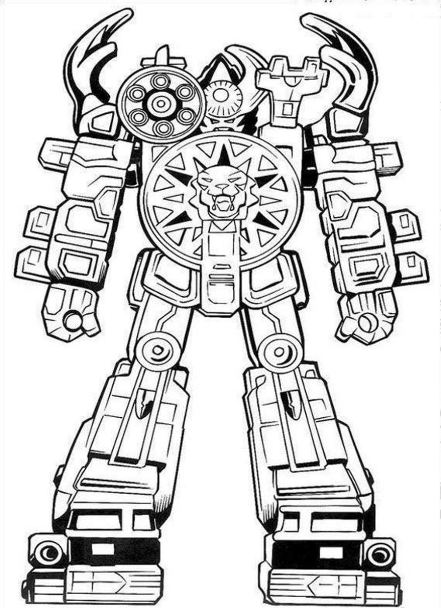 900x1240 Robot Coloring Pages Free Printable For Kids Pleasing