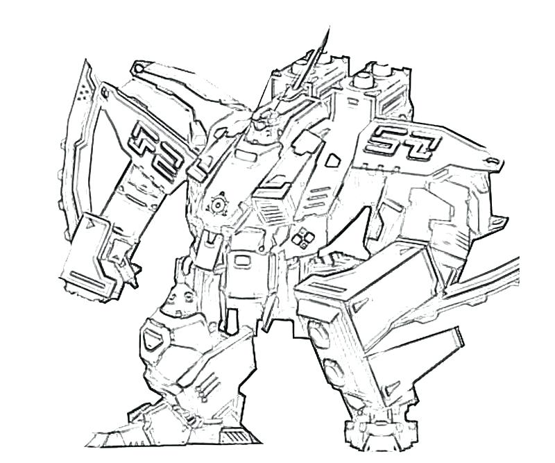 The Best Free Robot Coloring Page Images Download From 525