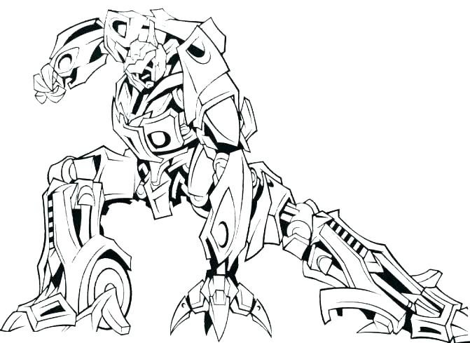 671x489 Robot Dinosaur Coloring Pages Robot Coloring Pages Brilliant Robot