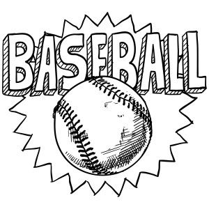 Cool Sports Coloring Pages