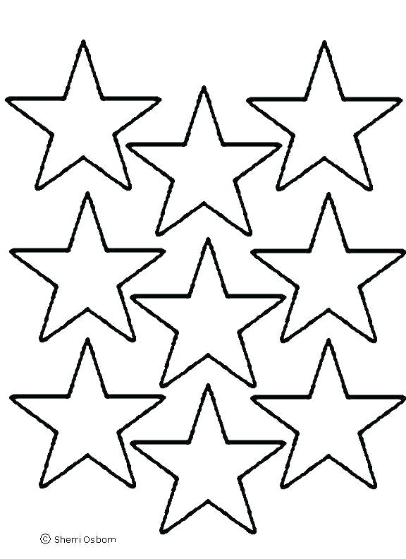576x792 Shooting Stars Coloring Pages Drawn Shooting Star Cut Out Template
