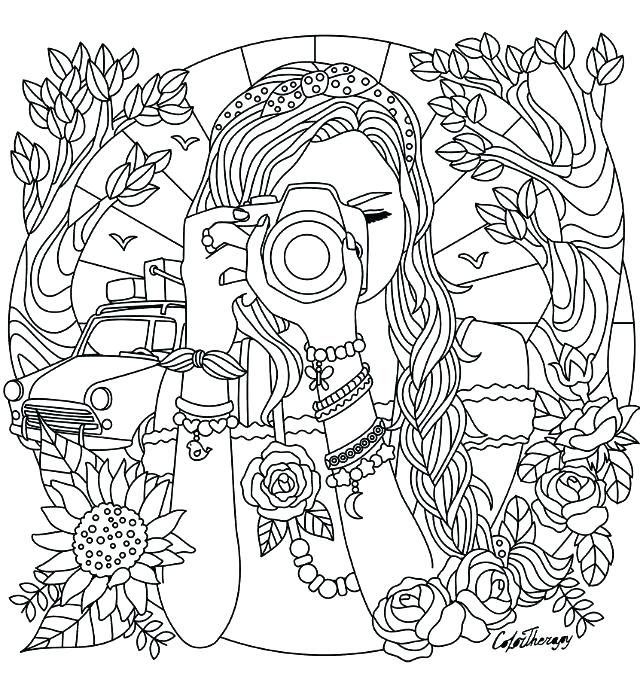 640x675 Coloring Page Pages Cool In With Color For Teens Coloring Page