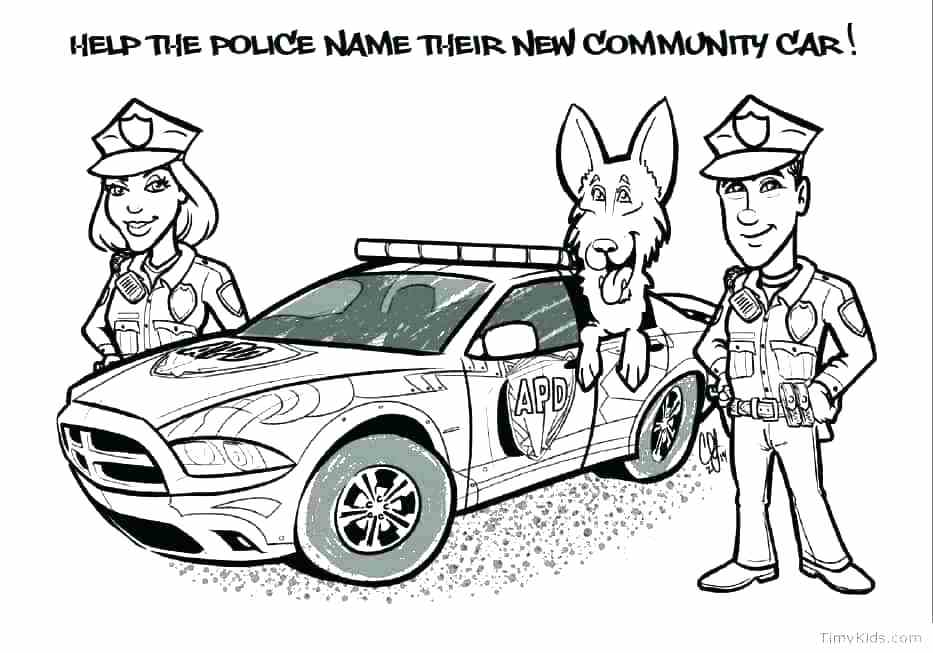 933x653 Police Car Coloring Page Police Car Coloring Pages Police Car