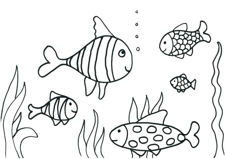 940x664 Coral Reef Coloring Page Coral Reef Coloring Sheet Coral Coloring