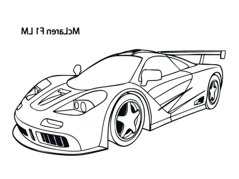 Corvette Coloring Pages Printable At Getdrawings Com Free For