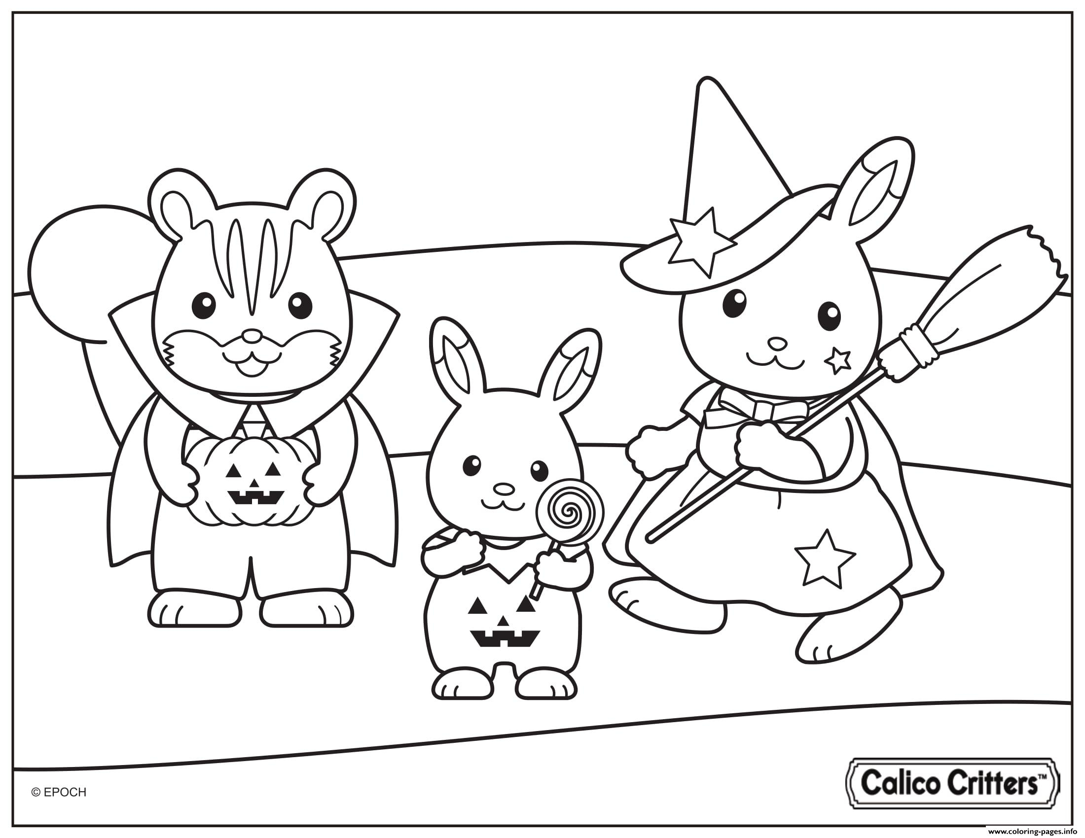 Costume Coloring Pages