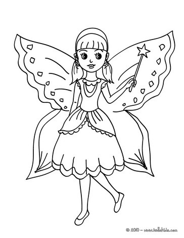 364x470 Egypcian Princess Costume Coloring Pages