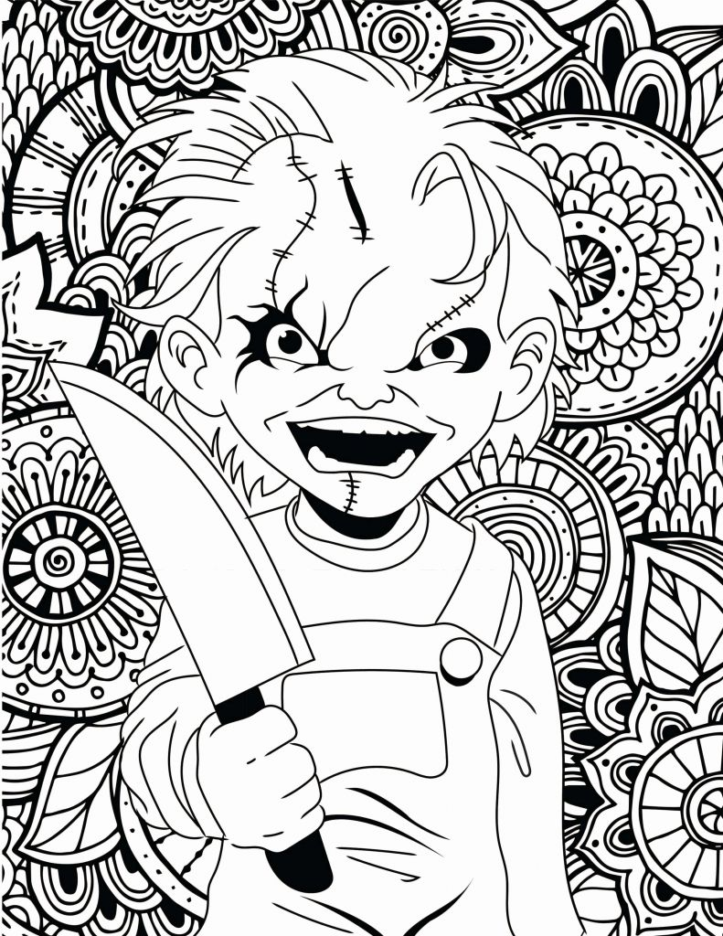 791x1024 Practical Gallery Of Halloween Costume Coloring Pages