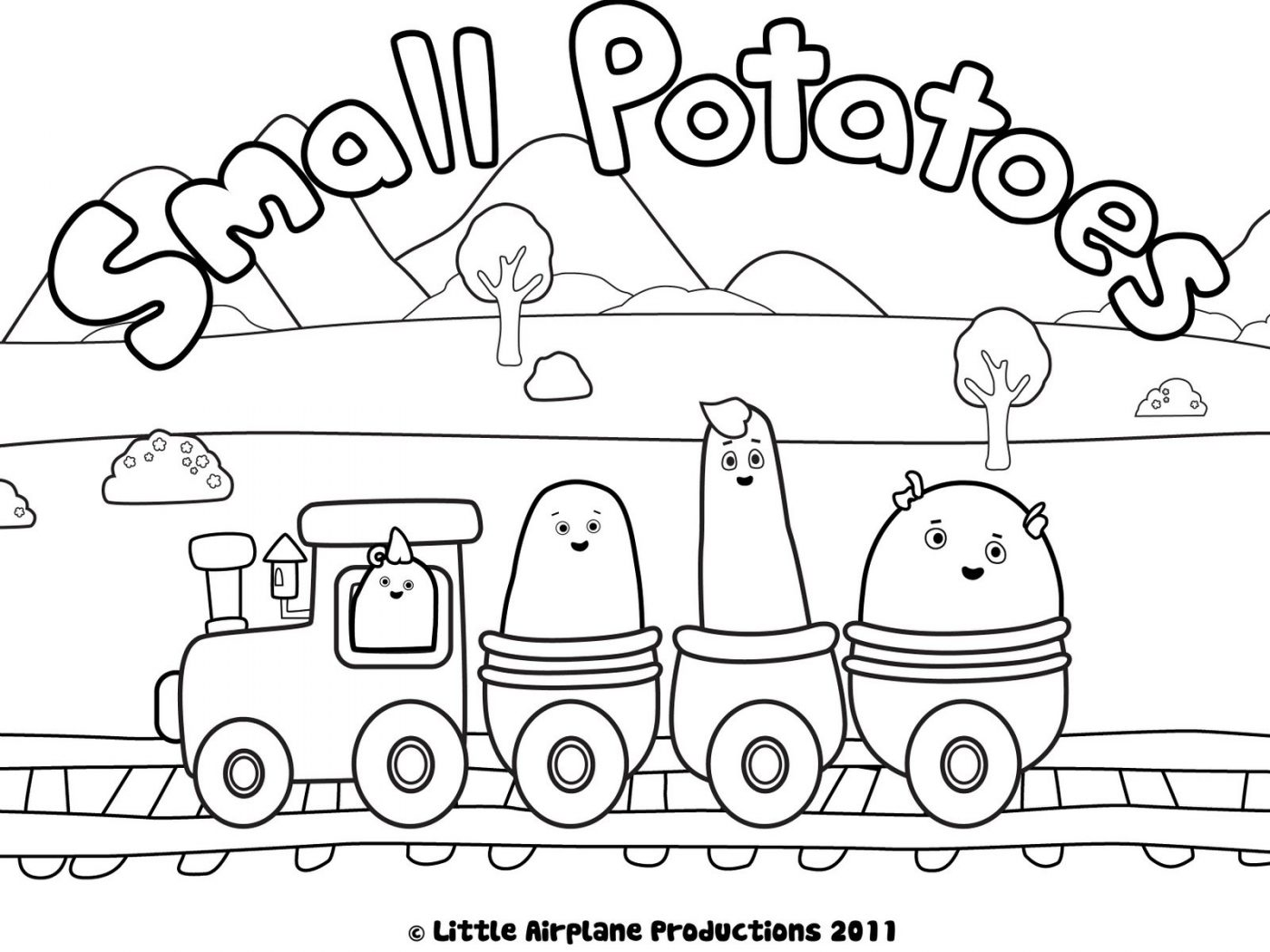 1400x1050 Formidable Potato Bug Coloring Pages Love Best Of Bugs Bunny