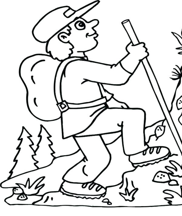 600x713 Mountain Coloring Page Mountain Lion Coloring Page Mountain Lion