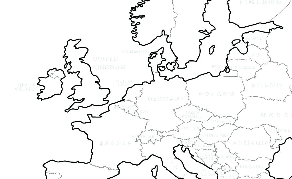1023x626 Coloring Page World Map Map Of The World Coloring Page World Map
