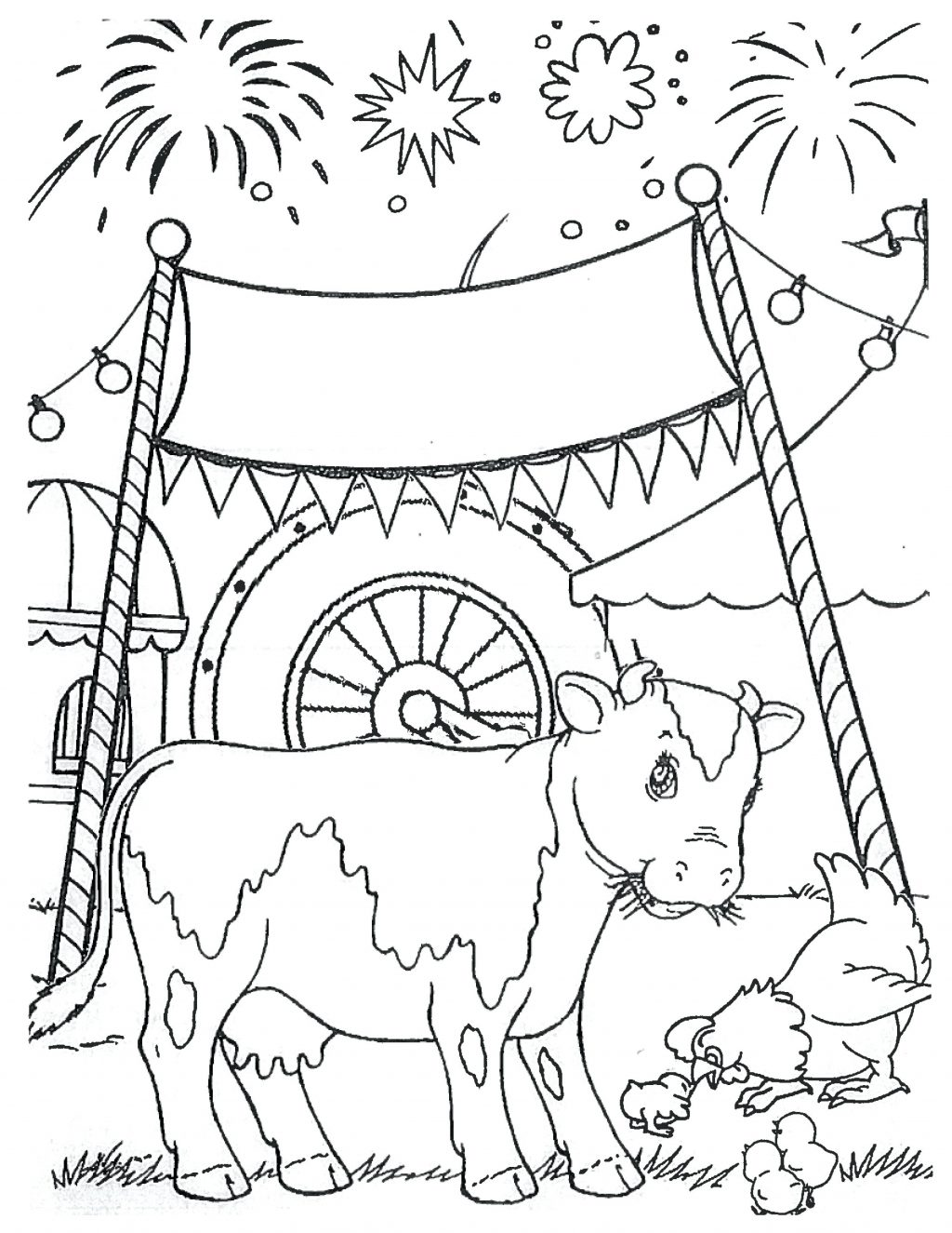 1024x1325 Expert Country Girl Coloring Pages Page Beautiful Flag