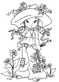 229x317 Free Digi Colour In Digi Stamps, Stamps And Free