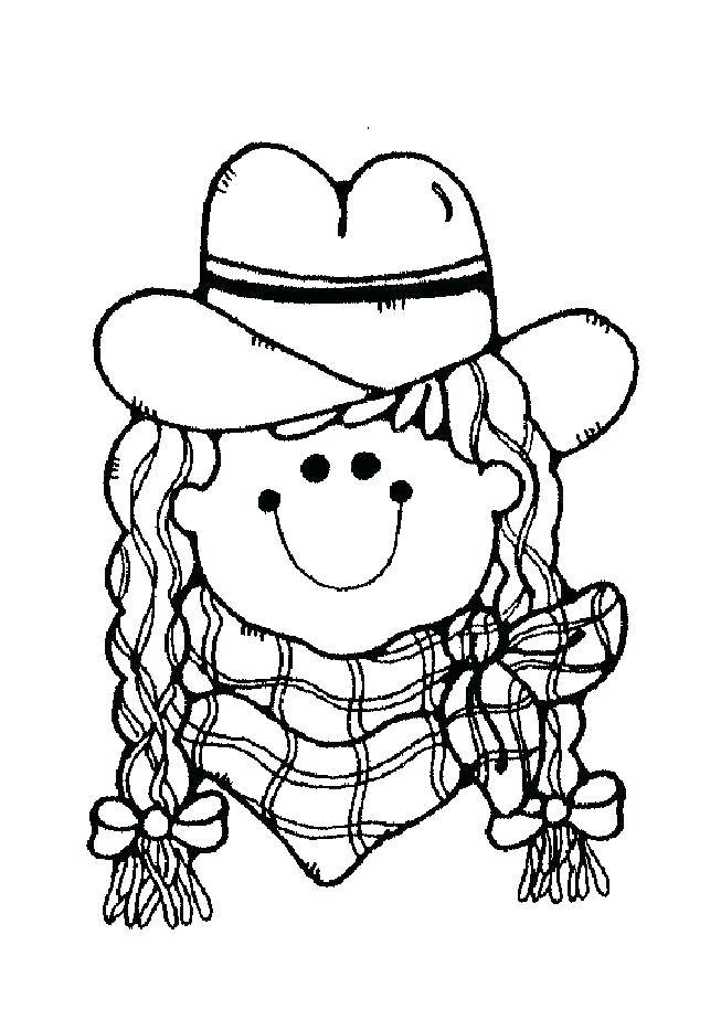 653x924 Coloring Pages Of Girl Country Girl Coloring Pages Girl