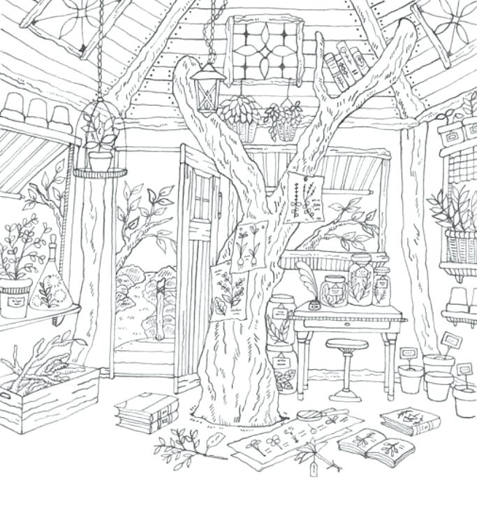 683x724 Country Scenes Coloring Pages Country Farm Coloring Pages Country