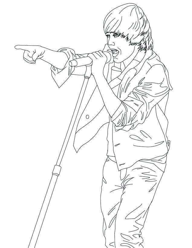 The Best Free Singing Coloring Page Images Download From 50 Free