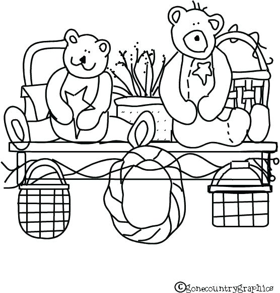 556x580 Country Coloring Pages Country Spring House With A Mill Printable