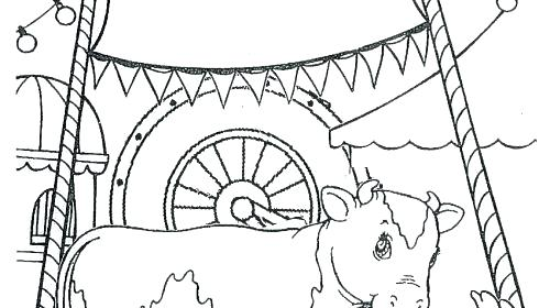 500x280 Fair Coloring Pages State Fair Coloring Pages Country Awesome New