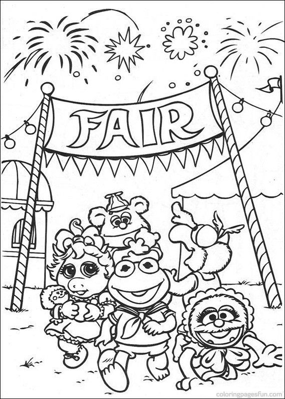 571x800 Free Coloring Pages Of Fun Fair Did Adult County Fair Coloring