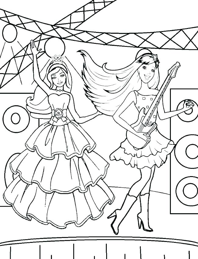 649x850 County Fair Coloring Pages