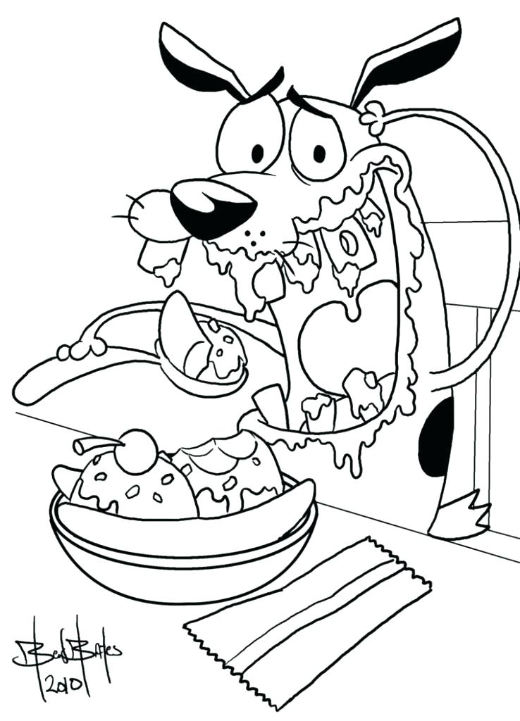 738x1024 Dirty Coloring Pages Harry The Dirty Dog Coloring Sheet Courage