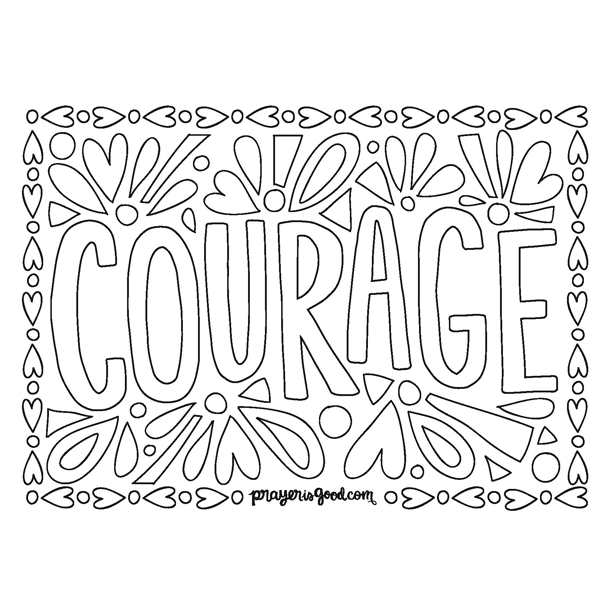 612x612 Top Courage Coloring Sheets Cozydesign Coloring Pages