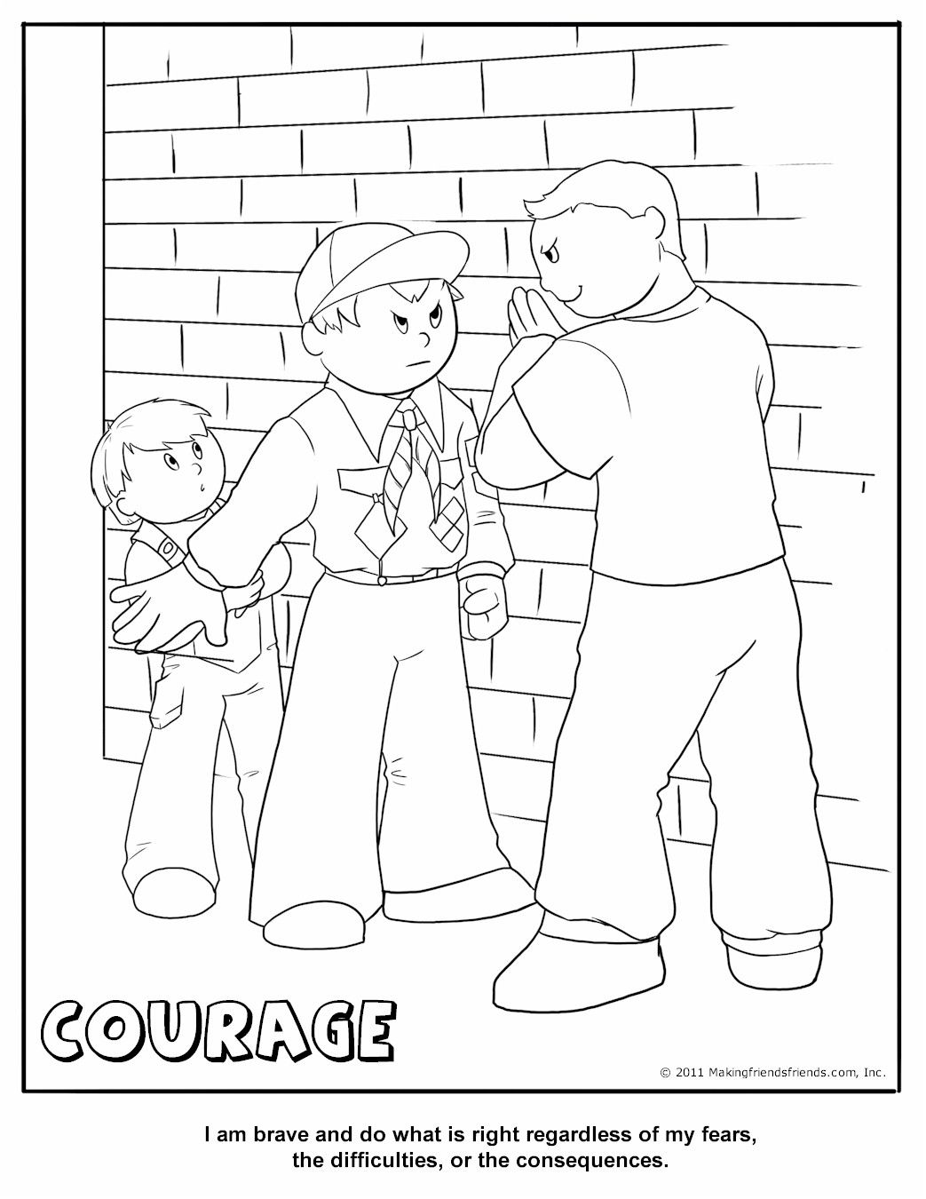 1043x1350 Courage Coloring Page Wolf Cub Achievement Ideas For Cub
