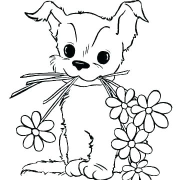 360x360 Courage The Cowardly Dog Coloring Pages Dog Coloring Pages Free