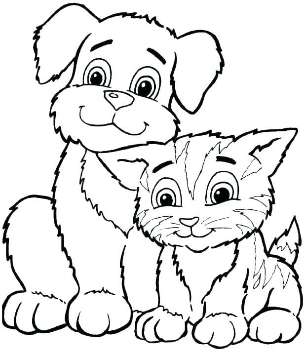 618x713 Doggy Coloring Pages Doggy Coloring Pages Dog Coloring Pages Free
