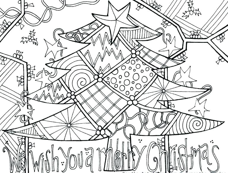 768x583 Free Coloring Pages Christmas Cards For Covered Bridge Page