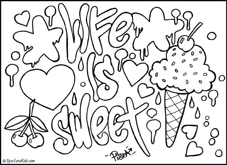 736x535 Ruby Bridges Coloring Page Interesting Awesome Kissing Hand