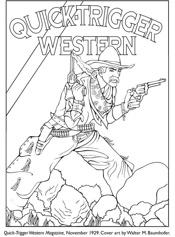 576x780 Best Color The West Images On Adult Coloring, Art