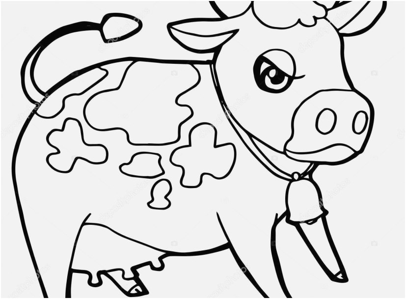 827x609 The Perfect Collection Cow Coloring Page Information