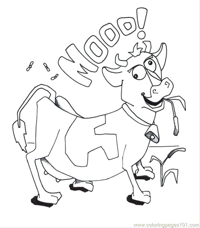 650x741 Coloring Page Cow Cow Coloring Page Coloring Page Coloring Pages