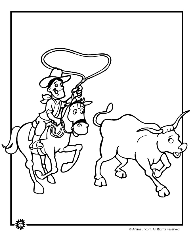 680x880 Marvellous Inspiration Ideas Cowboy Coloring Pages To Print