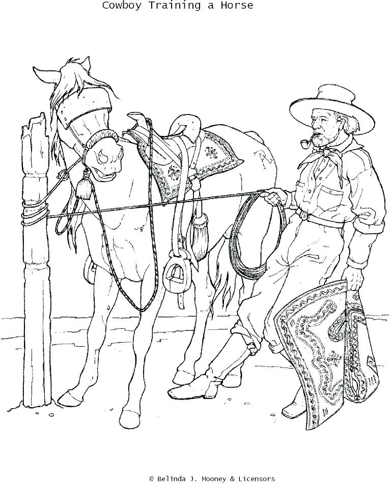 766x949 Western Coloring Pages Western Coloring Sheets Wild West Coloring