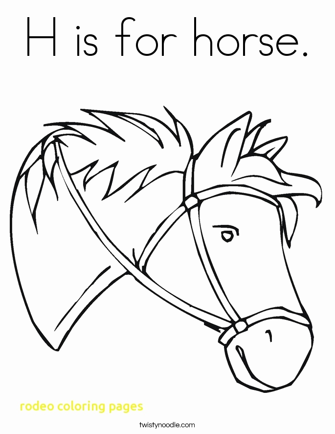 685x886 Western Horse Coloring Pages Photos Rodeo Coloring Pages