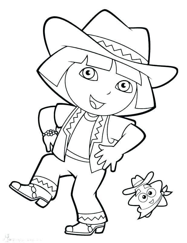 618x799 Cowboy Coloring Book Cowboy Coloring Book Page Coloring Page