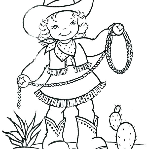 596x600 Cowboy Boots Coloring Pages Cowboy Boots Coloring Page Western