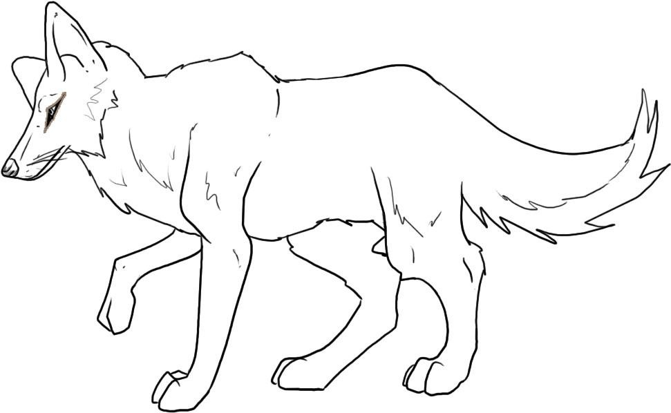971x598 Coyote Coloring Page Printable Coyote Coloring Pages For Kids
