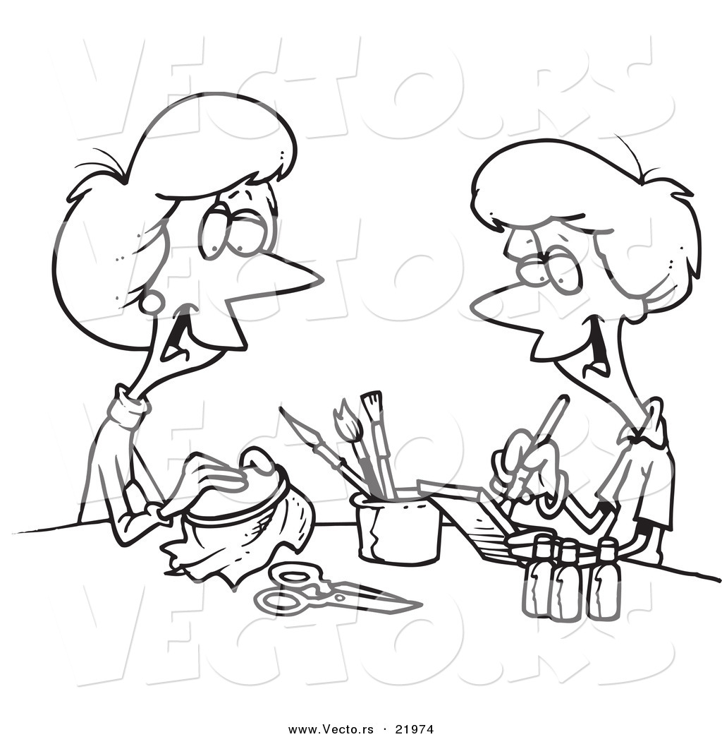 Craft Coloring Pages at GetDrawings.com | Free for personal ...