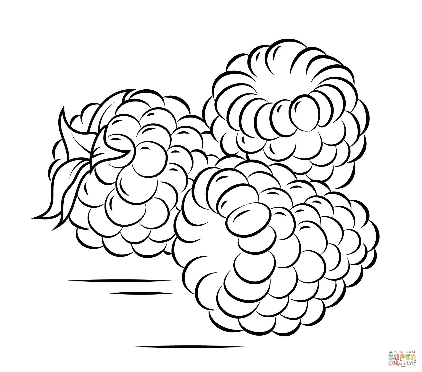 1736x1532 Fresh Raspberries Coloring Pages Design Printable Coloring Sheet