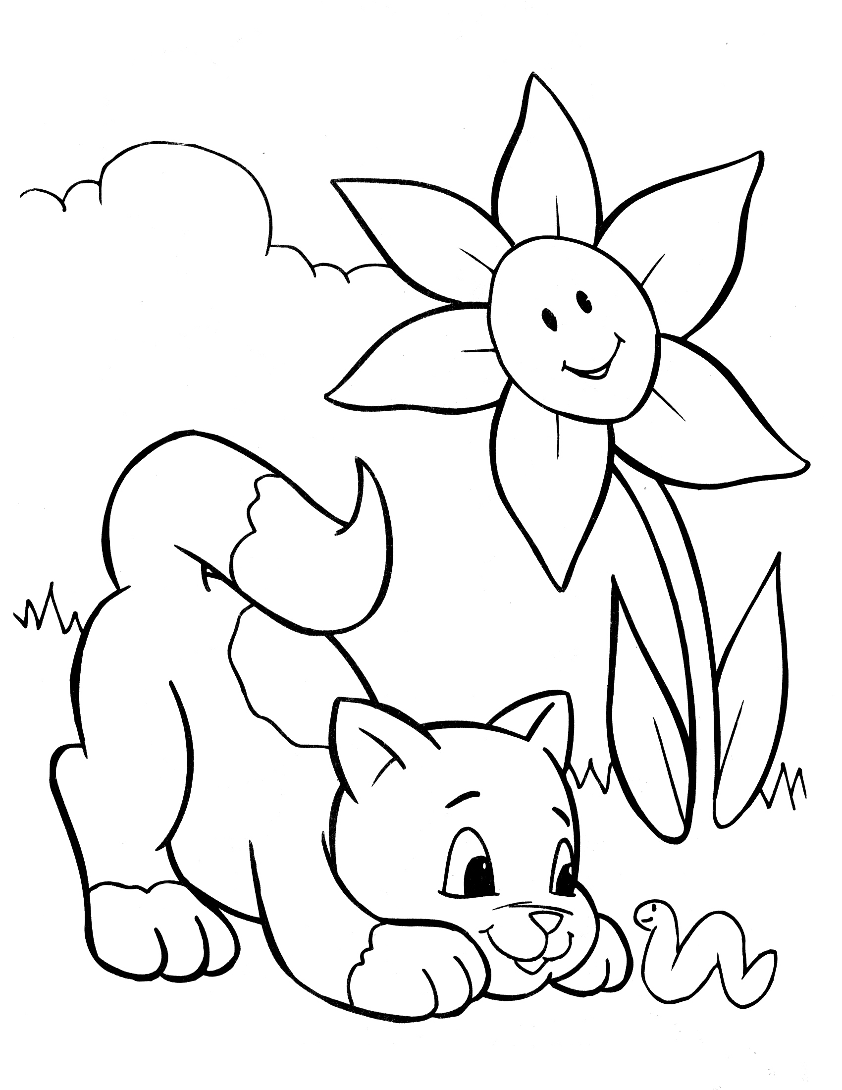 Crayola Animal Coloring Pages at GetDrawings.com | Free for ...
