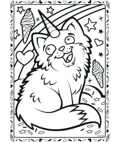 Crayola Color Alive Coloring Pages at GetDrawings.com | Free for ...